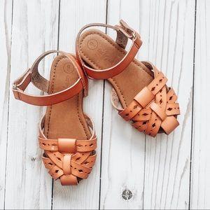 c90ce7f037961 Cat & Jack Shoes | Cat Jack Toddler Girls Elysia Huarache Sandals ...